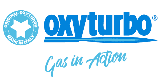 Oxyturbo gas in action color