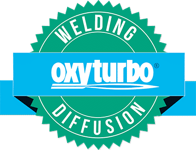 logo welding diffusion low